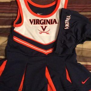 UVA 18M  Cheerleader uniform